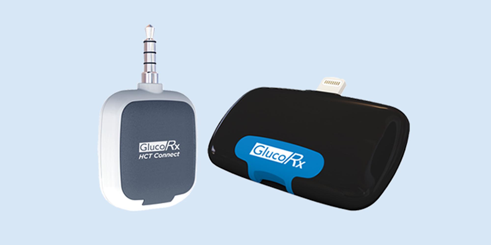 GlucoRx HCT Connect Range